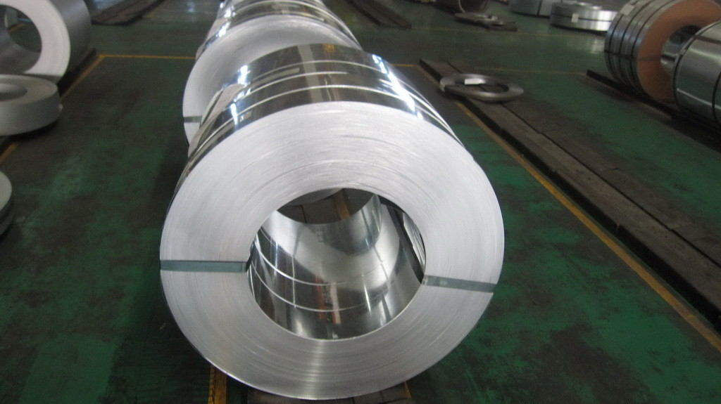 ASTM A653 JIS G3302 Coil DX51DZ Chromated Hot Dipped Galvanized Steel Strip