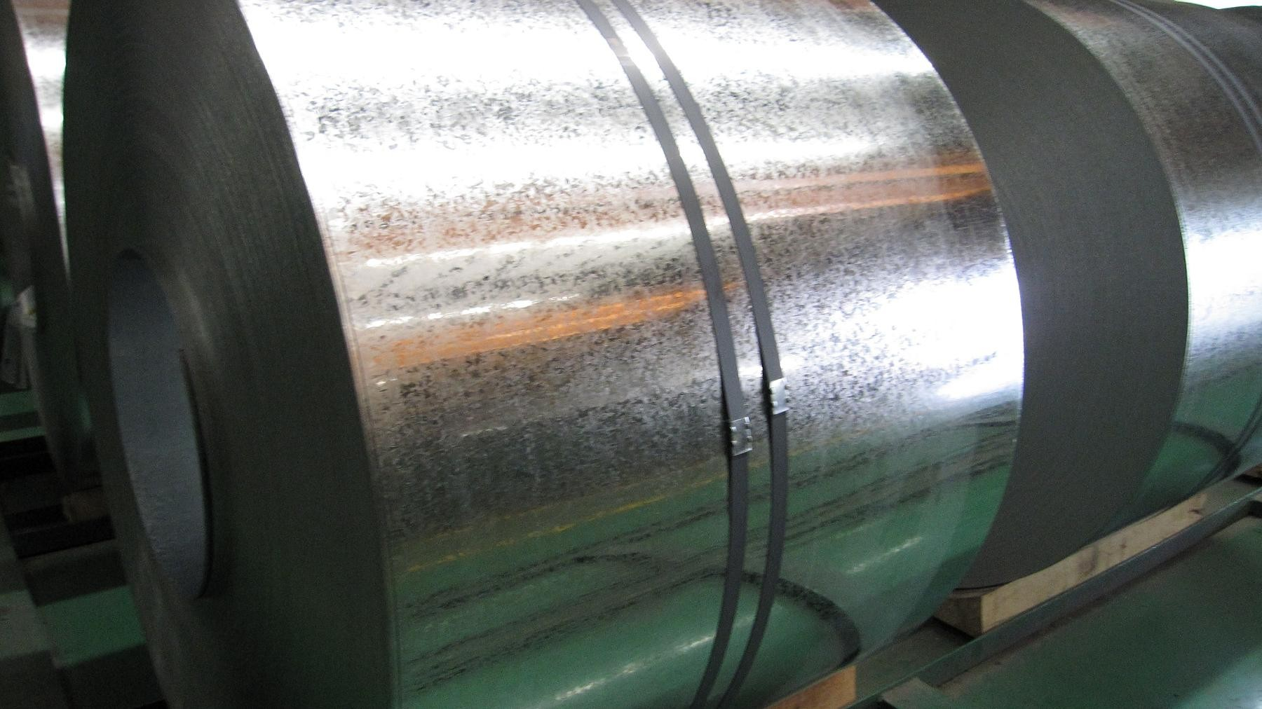 ASTM A653 Hot Dipped Galvanized Steel Strip Q195 Grade 50 Steel Coil