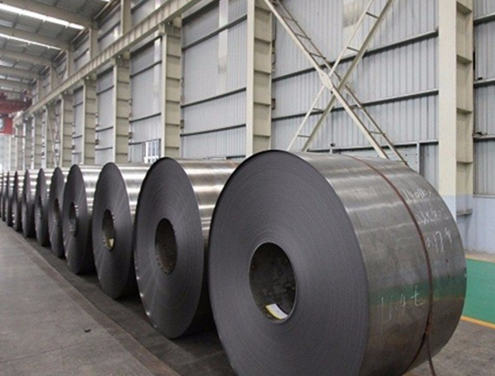 Non - Oriented Silicon H50W1300, H50W800 Cold Rolled Steel Coils With 1200mm /1220mm Width