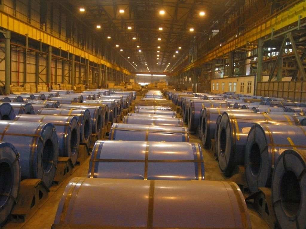Custom Cut Deep Drawing Cold Rolled Steel Coils SPCD / SPCE / DC03