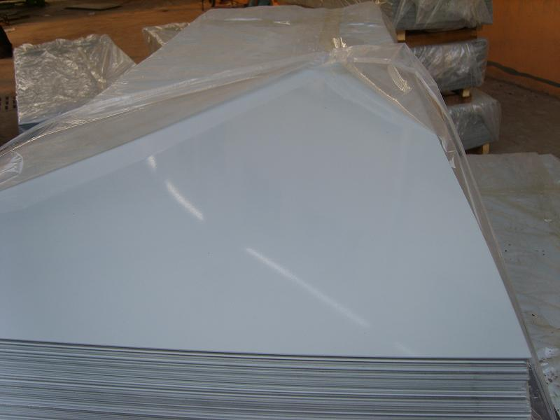 hot dipped JIS G3312, ASTM A792, CGCC, DX51D AZ PVDF Pre-painted Steel Sheet / Sheets