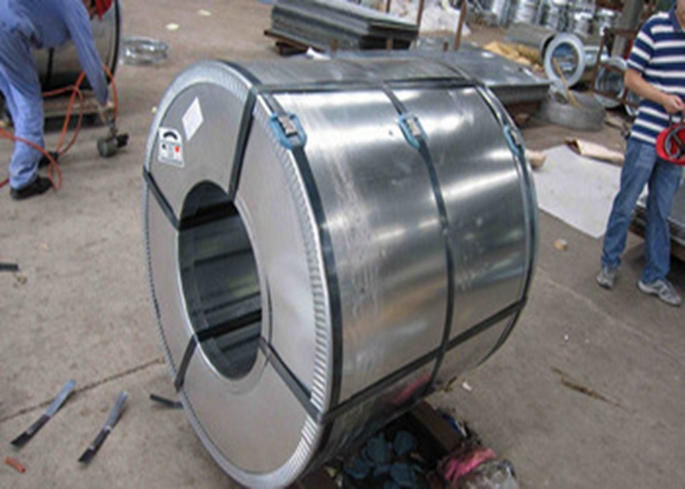 Zero Spangle Hot Rolled Coil Steel Roll Galvanized Steel Coil