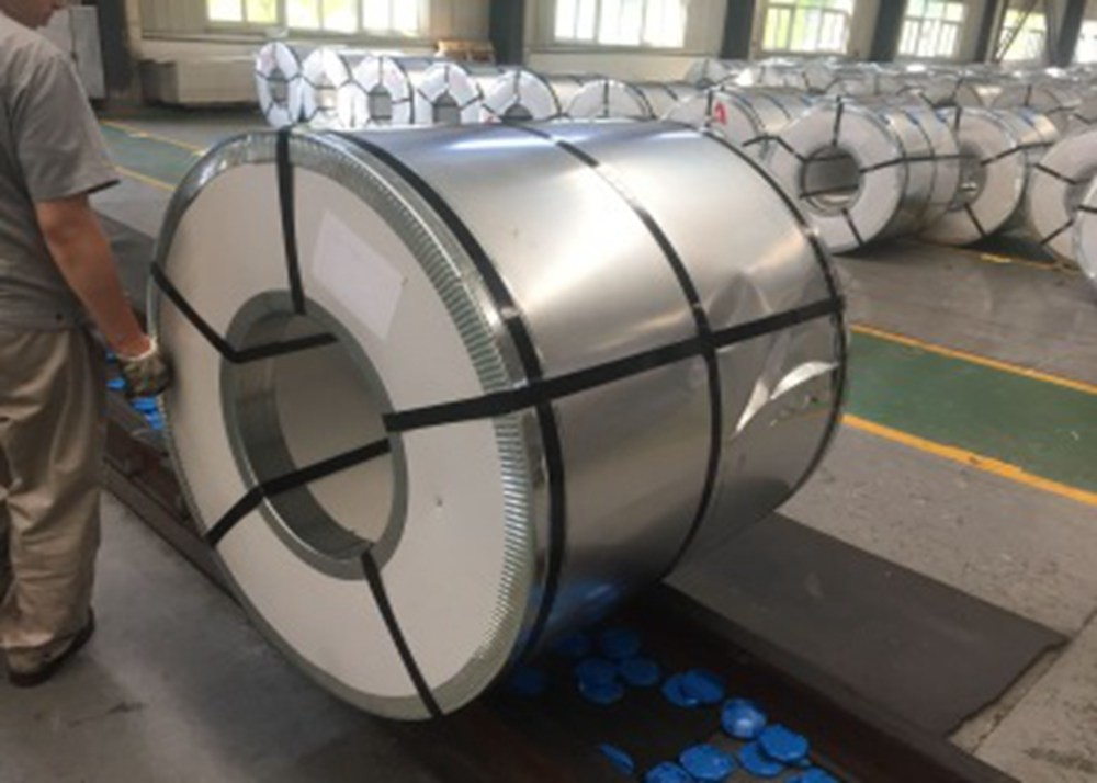 DX51 SECC ZINC coated Cold rolled Hot Dipped Galvanized Steel Coils