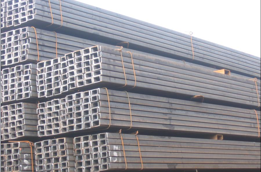 Hot Rolled Long Steel Channel / Channels of Mild Steel Products