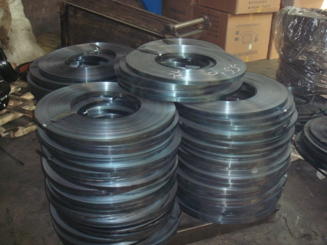 Prime blue Cold Rolled Steel Strip With High Quality Carbon Structured Steels For Packing